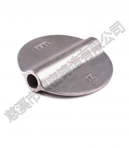 上海不锈钢精密铸造蝶阀
