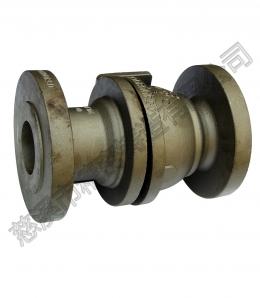 The valve body