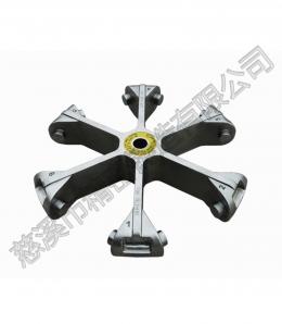Horizontal rotor SCS24